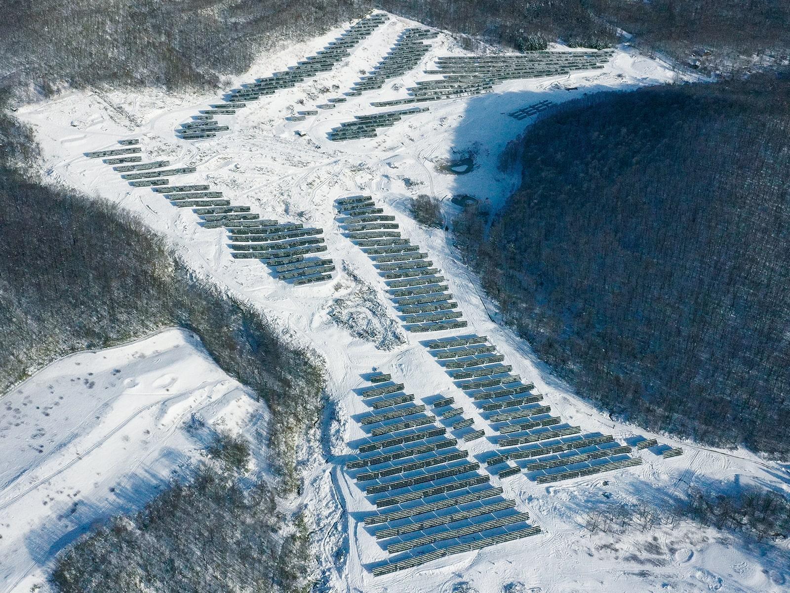 Blue Power 北海道赤井川発電所