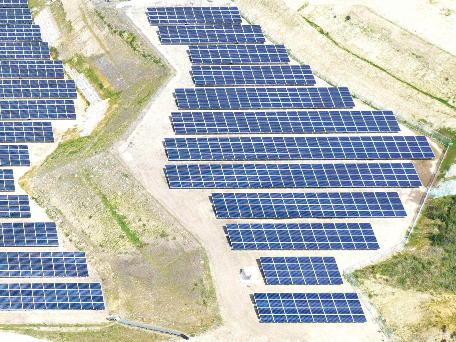 Blue Power福岡上山田発電所|株式会社 Blue Power Energy