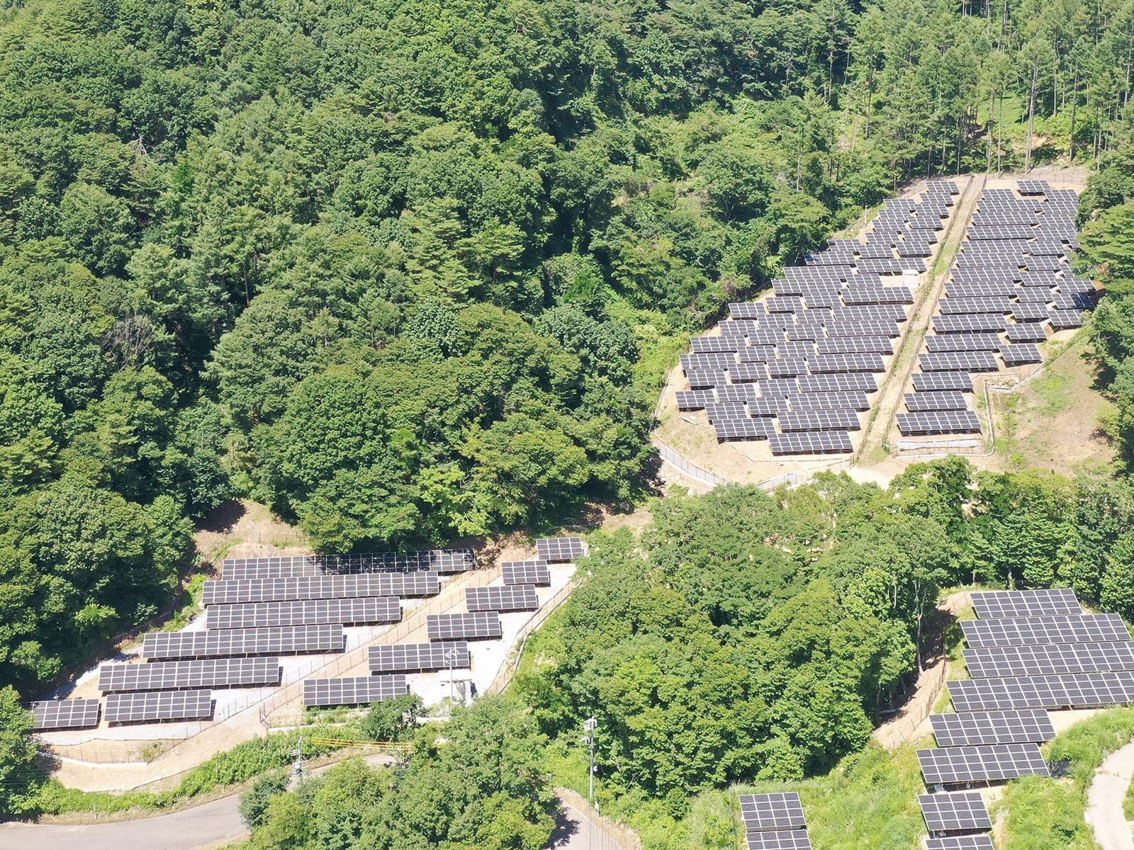 Blue Power軽井沢第6発電所|発電施設一覧|再生可能エネルギー ...