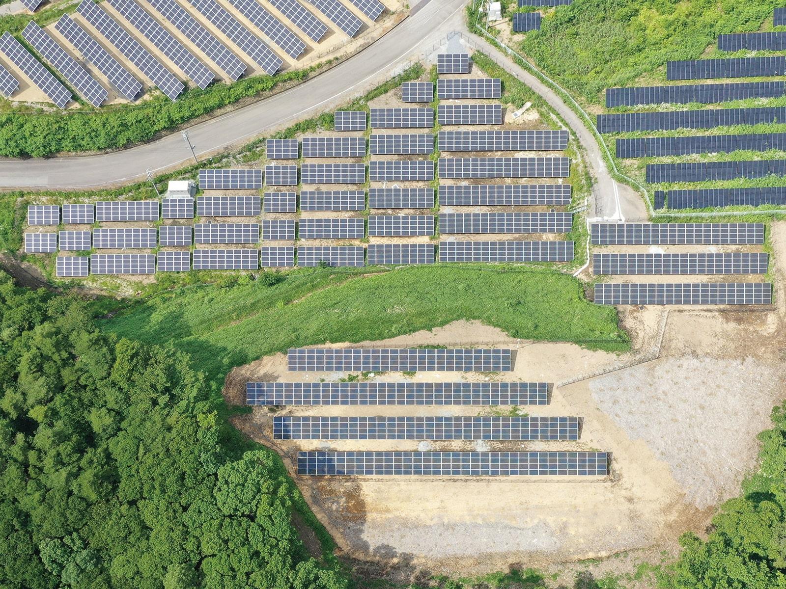 Blue Power軽井沢第7発電所|発電施設一覧|再生可能エネルギー ...