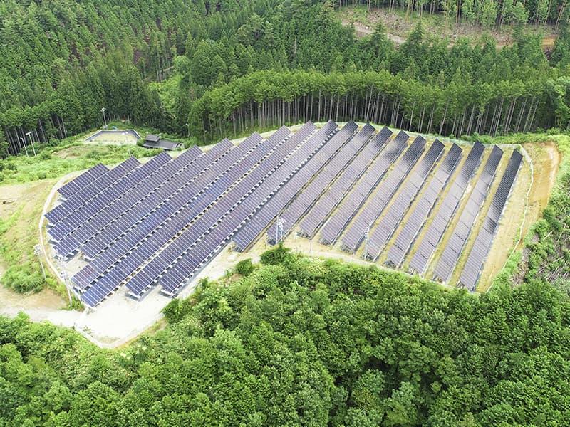 Blue Power 高山石浦町発電所