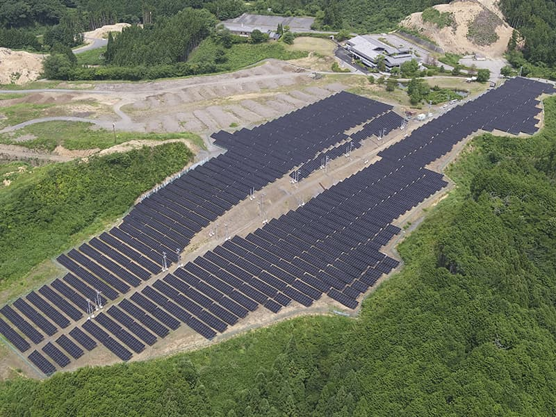 Blue Power 那須烏山低圧発電所